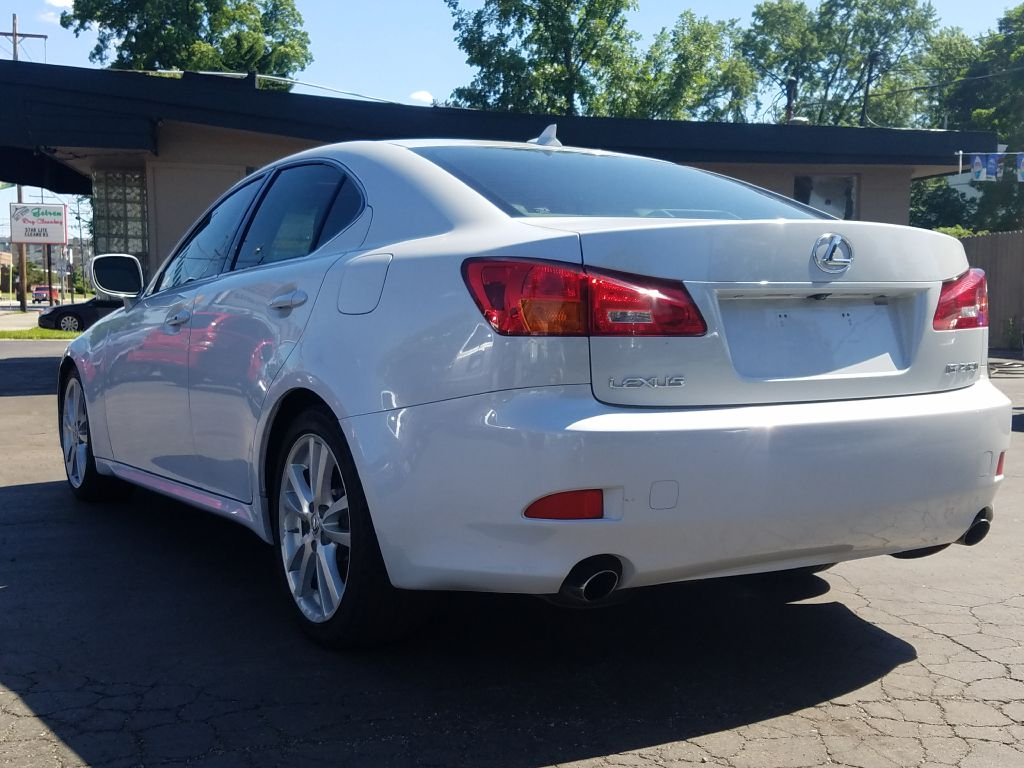 2007 LEXUS IS 250 for sale at Ideal Motorcars
