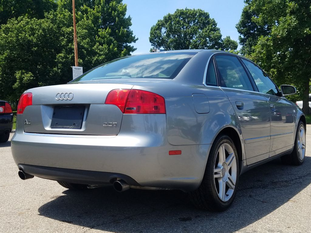 2007 AUDI A4 2 for sale at Ideal Motorcars