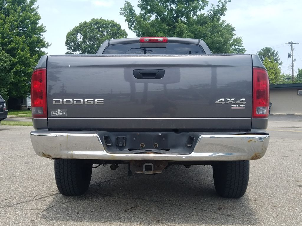 2003 DODGE RAM 1500 ST for sale at Ideal Motorcars