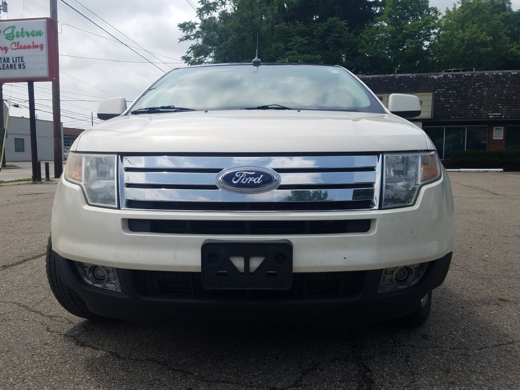 2008 FORD EDGE LIMITED for sale at Ideal Motorcars