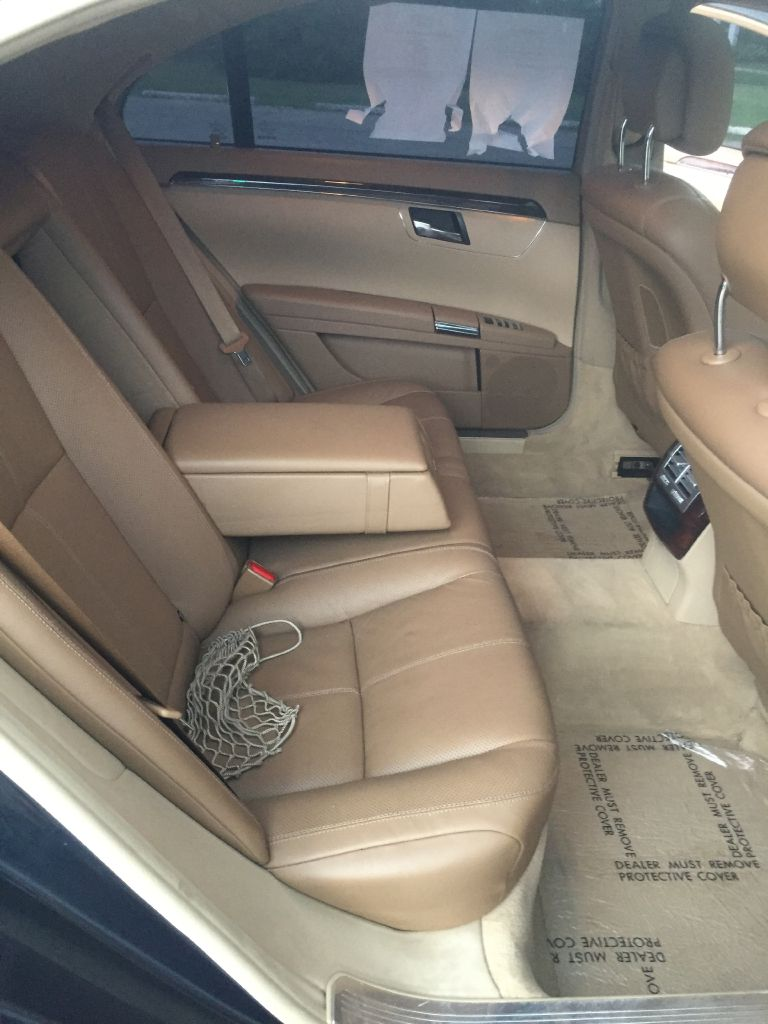 2007 MERCEDES-BENZ S-CLASS S550 4MATIC for sale at Ideal Motorcars