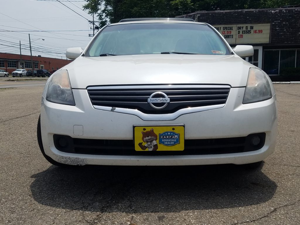 2008 NISSAN ALTIMA 2.5 for sale at Ideal Motorcars