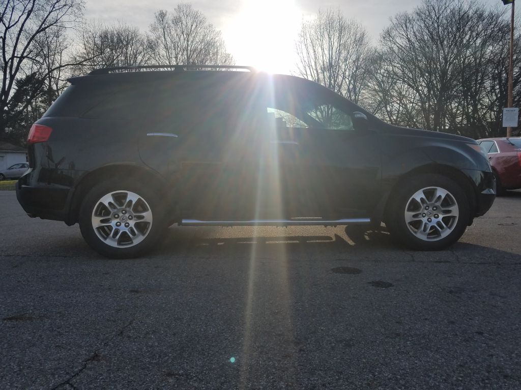2007 ACURA MDX SPORT for sale at Ideal Motorcars