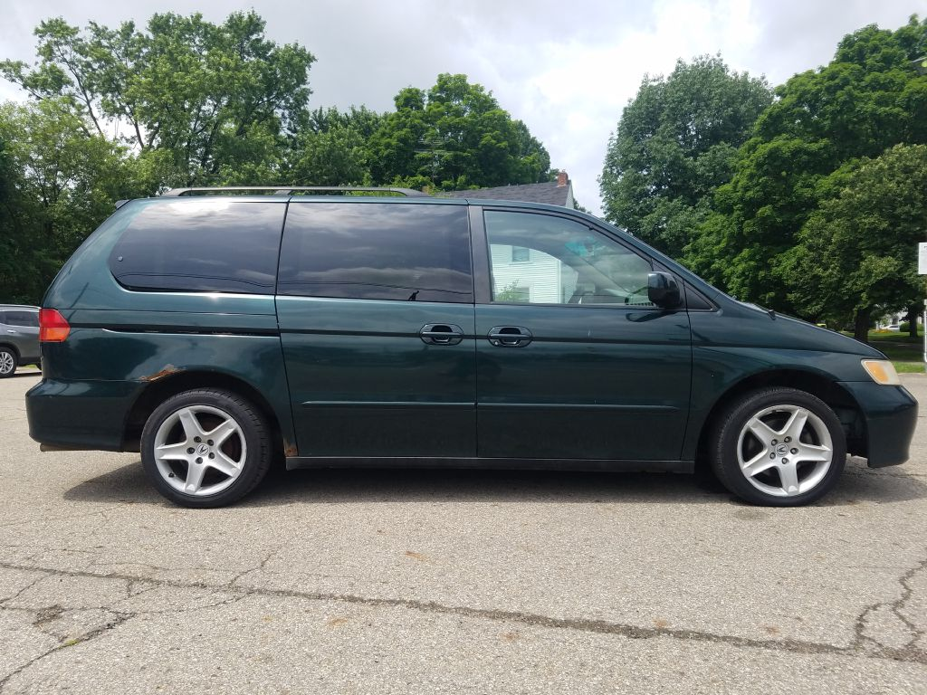 2000 HONDA ODYSSEY EX for sale at Ideal Motorcars