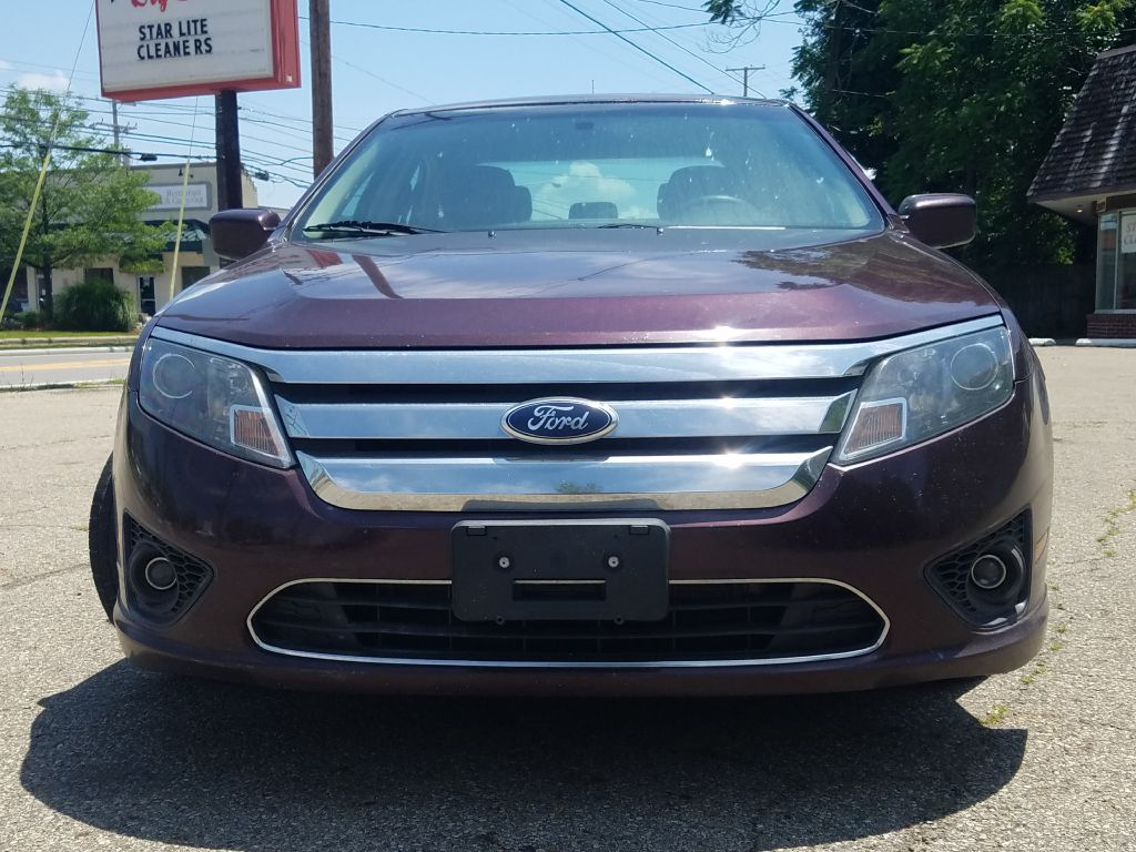 2011 FORD FUSION SE for sale at Ideal Motorcars