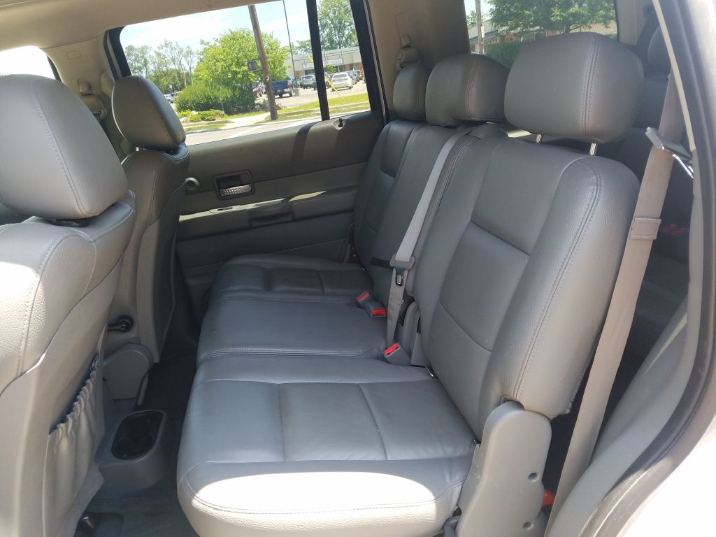 2004 DODGE DURANGO SLT for sale at Ideal Motorcars
