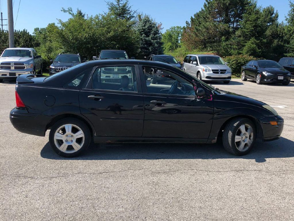 2004 FORD FOCUS ZTS for sale at Ideal Motorcars
