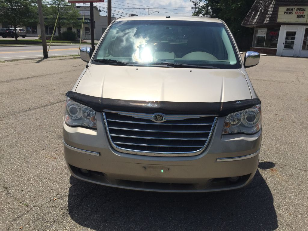 2008 CHRYSLER TOWN & COUNTRY LIMITED for sale at Ideal Motorcars