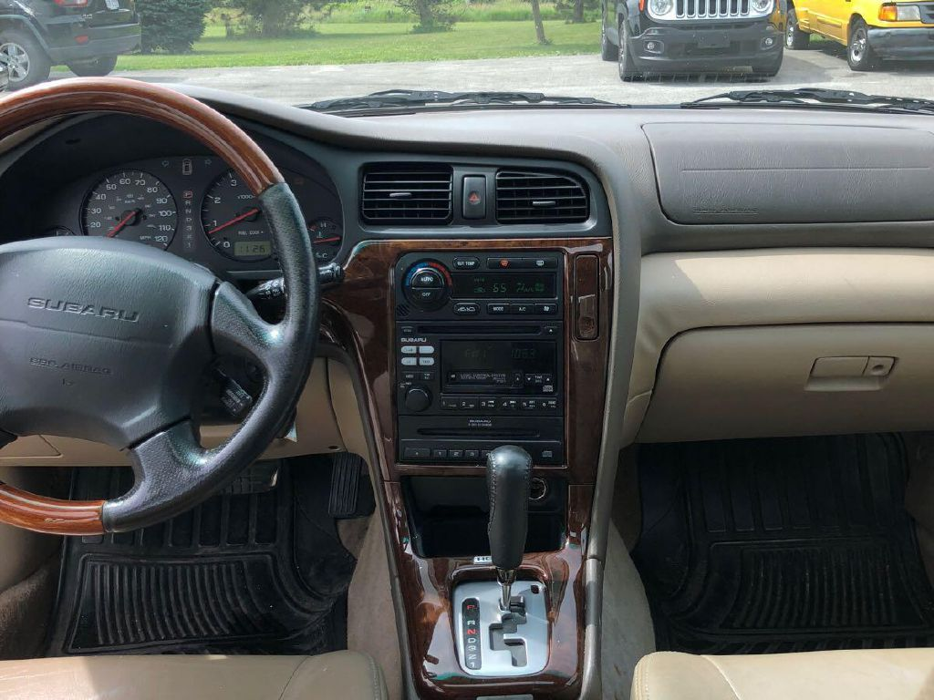 2001 SUBARU LEGACY OUTBACK H6 3.0 LL BEAN for sale at Ideal Motorcars