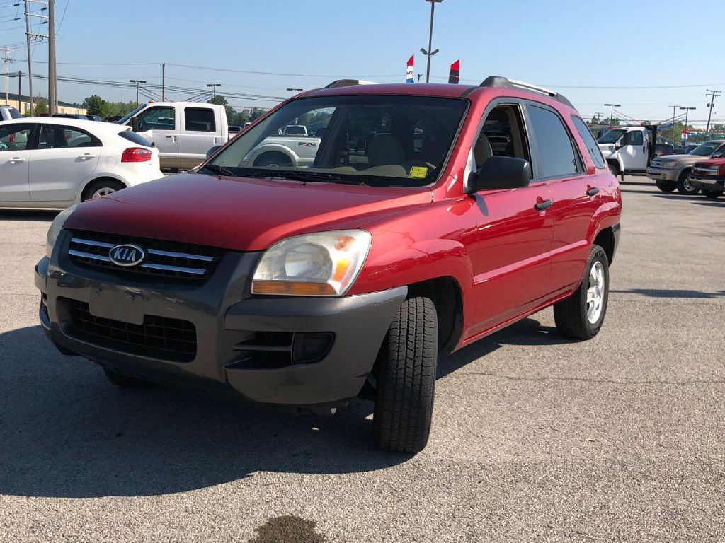 2006 KIA NEW SPORTAGE  for sale at Ideal Motorcars