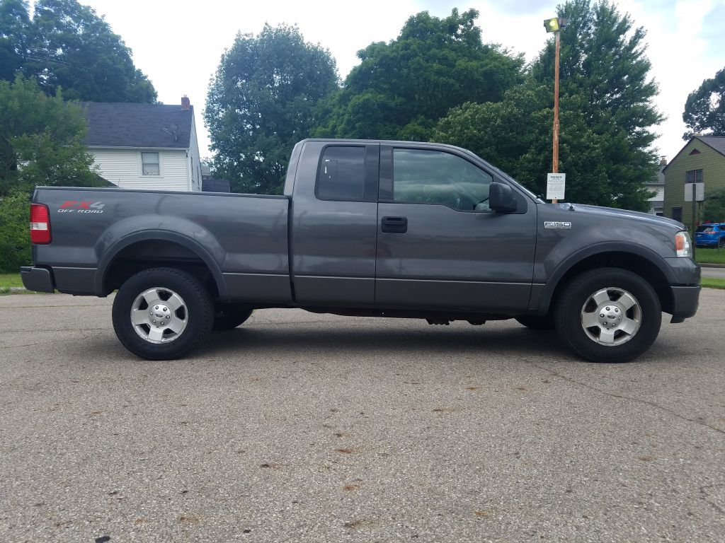 2004 FORD F150  for sale at Ideal Motorcars