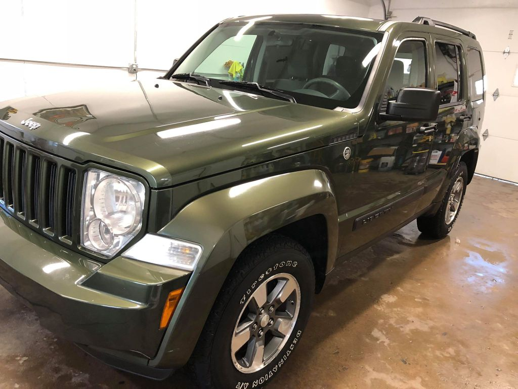 2008 JEEP LIBERTY 1J8GN28K78W103175 ED'S GARAGE
