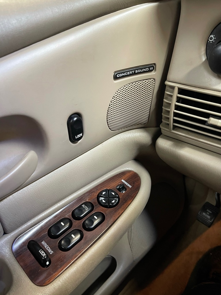 2000 BUICK CENTURY LIMITED for sale at Xtreme Auto Group