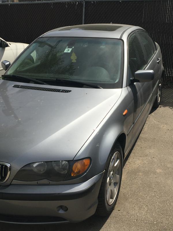 2004 BMW 325 WBAEU33424PR06753 THE CAR STORE, INC