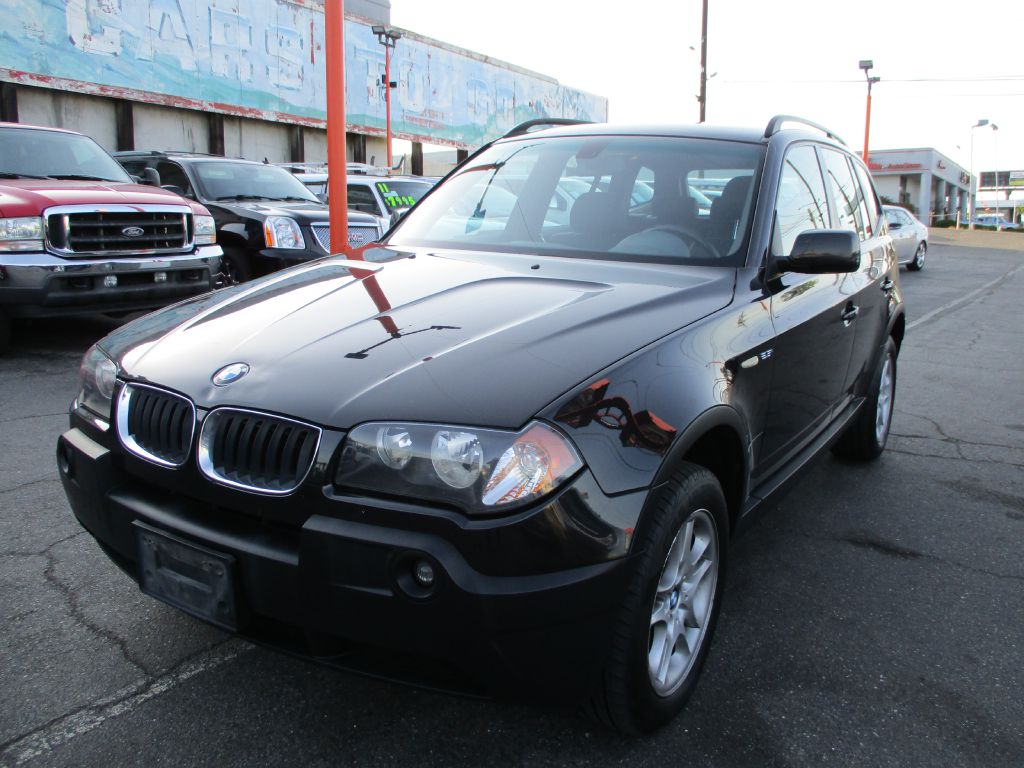 2004 BMW X3 WBXPA734X4WC35517 DIRECT AUTO SALES