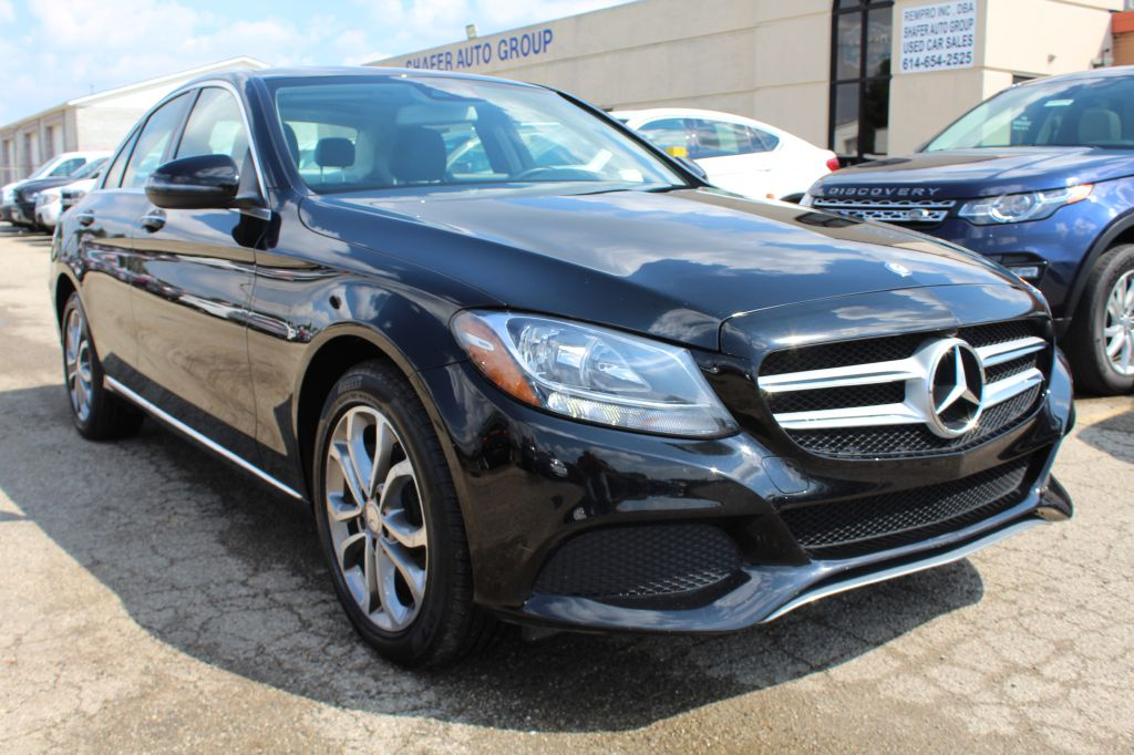 2017 MERCEDES-BENZ C-CLASS 55SWF4KB7HU203882 SHAFER AUTO GROUP