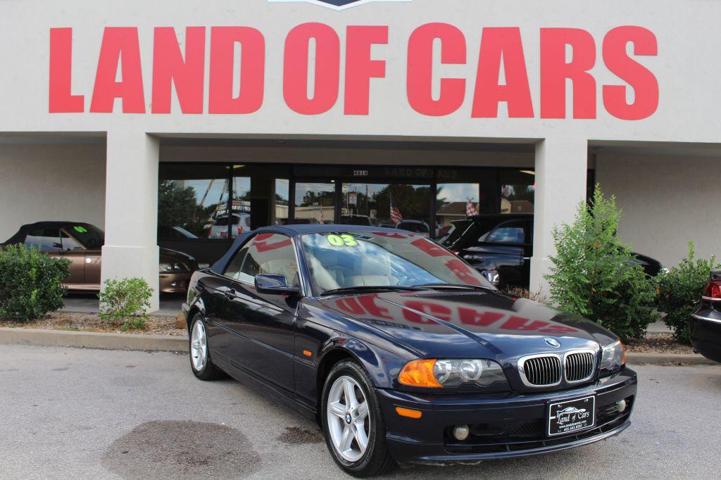 2003 BMW 325 WBABS33473PG90330 LAND OF CARS