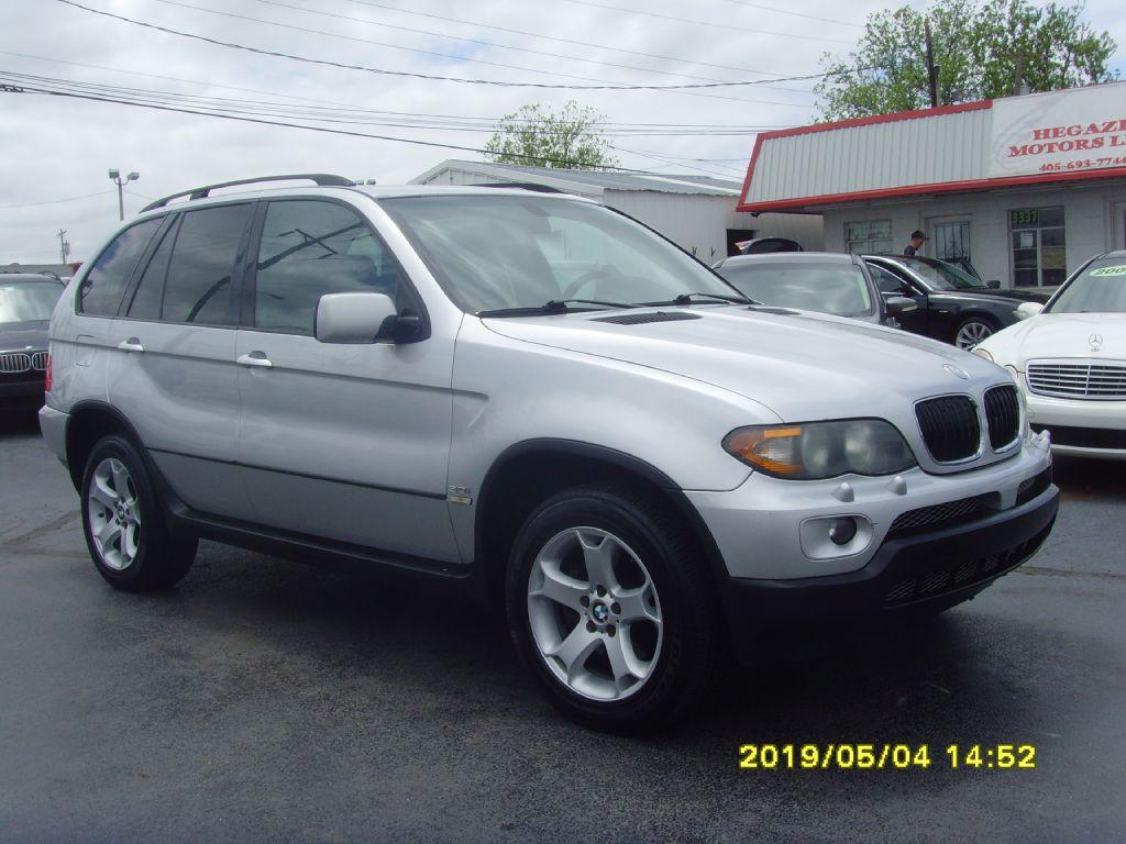 2004 BMW X5 5UXFA13584LU23500 HEGAZI MOTORS LLC