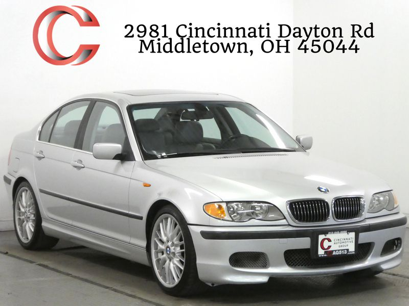 2002 BMW 330 WBAEV53472KM16330 CINCINNATI AUTOMOTIVE GROUP INC