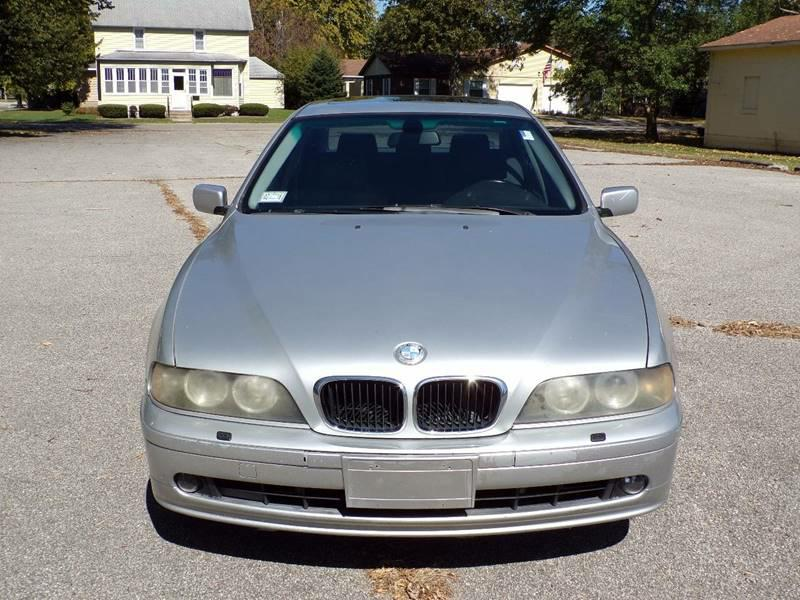 2003 BMW 5 SERIES WBADT43403G028565 BEST CHOICE AUTO LLC