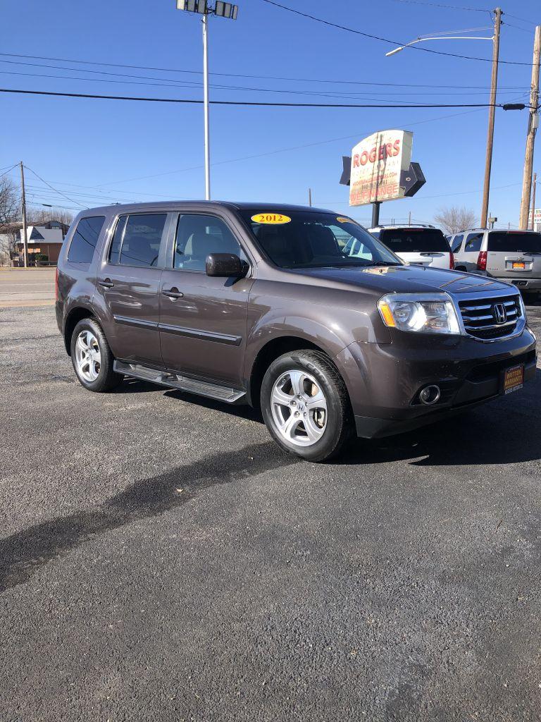 2012 HONDA PILOT  Rogers Motor Company Wichita Falls TX
