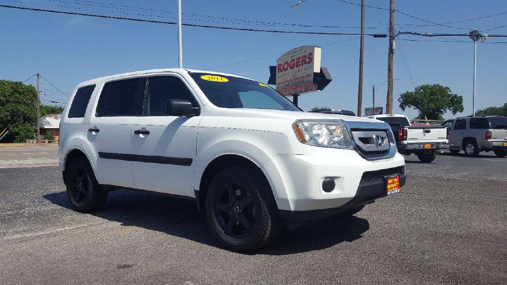 2011 HONDA PILOT  Rogers Motor Company Wichita Falls TX