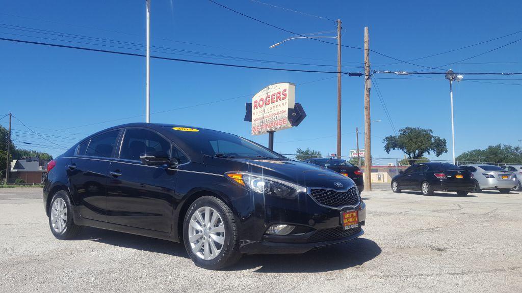2014 KIA FORTE  Rogers Motor Company Wichita Falls TX