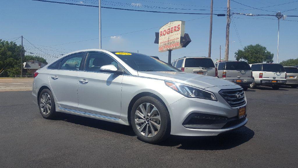 2015 HYUNDAI SONATA  Rogers Motor Company Wichita Falls TX