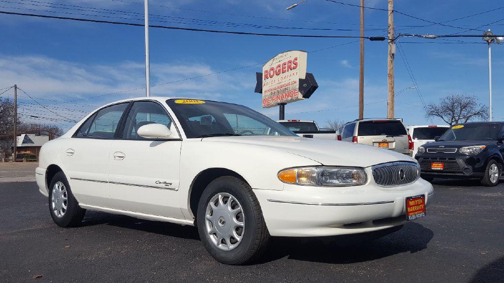 2001 BUICK CENTURY  Rogers Motor Company Wichita Falls TX