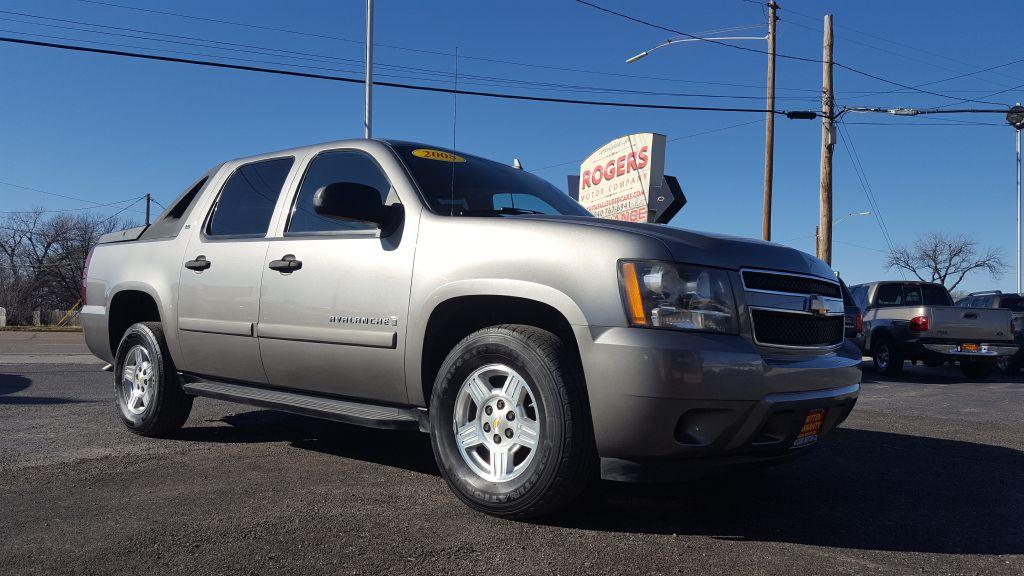 2008 CHEVROLET AVALANCHE  Rogers Motor Company Wichita Falls TX