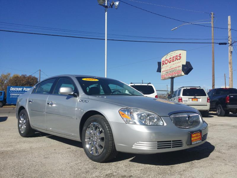 2009 BUICK LUCERNE  Rogers Motor Company Wichita Falls TX