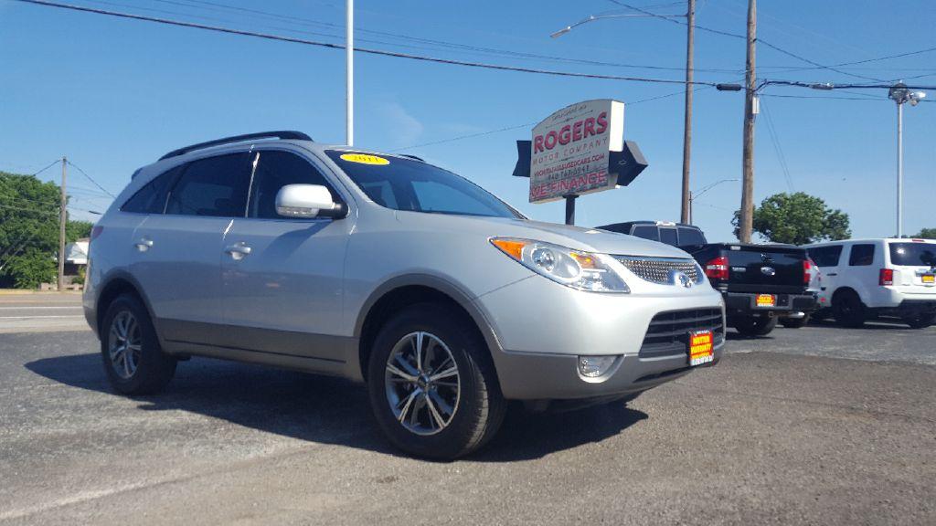 2011 HYUNDAI VERACRUZ  Rogers Motor Company Wichita Falls TX