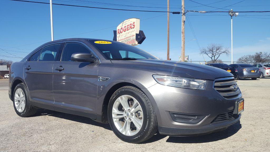 2013 FORD TAURUS  Rogers Motor Company Wichita Falls TX