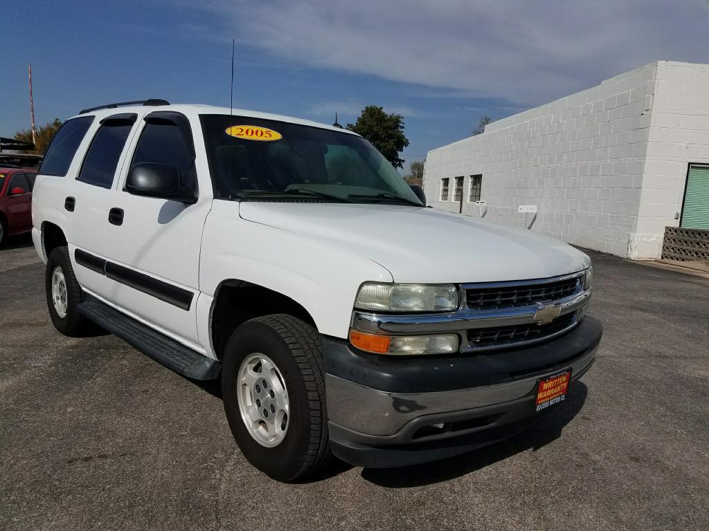 2005 CHEVROLET TAHOE  Rogers Motor Company Wichita Falls TX