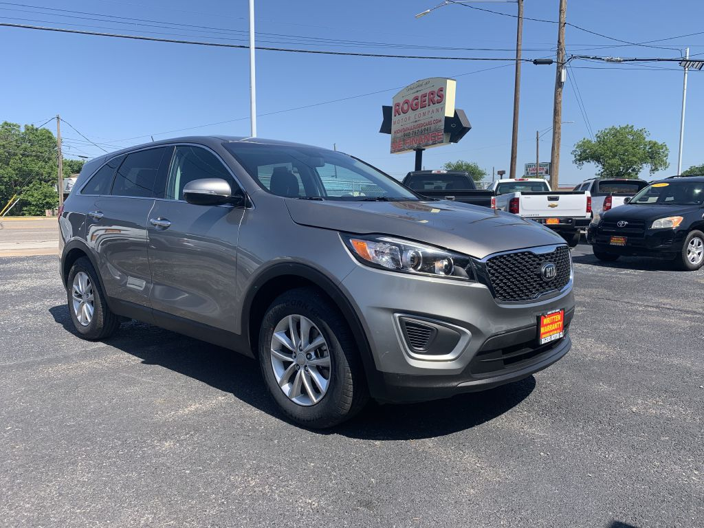 2017 KIA SORENTO  Rogers Motor Company Wichita Falls TX