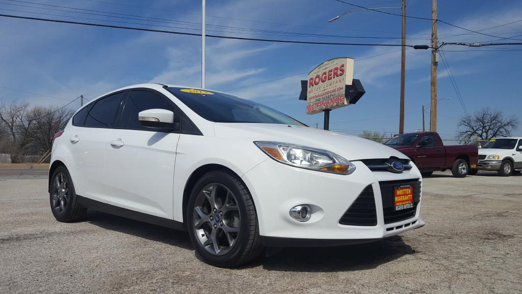 2013 FORD FOCUS  Rogers Motor Company Wichita Falls TX
