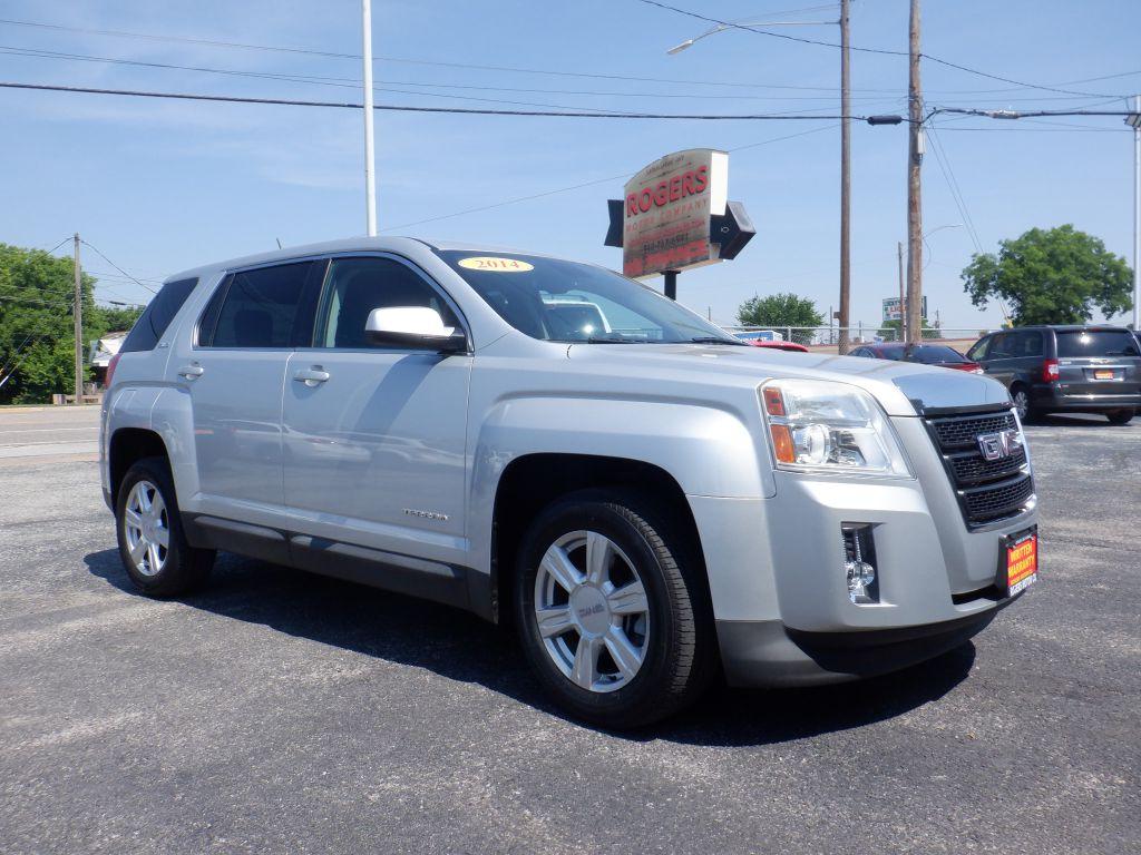 2014 GMC TERRAIN  Rogers Motor Company Wichita Falls TX