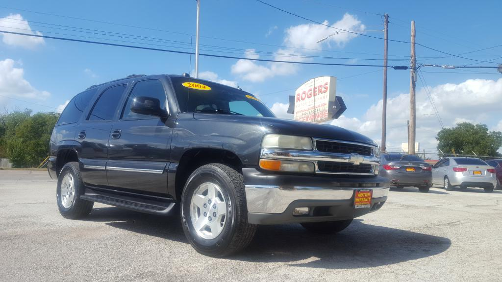 2004 CHEVROLET TAHOE  Rogers Motor Company Wichita Falls TX