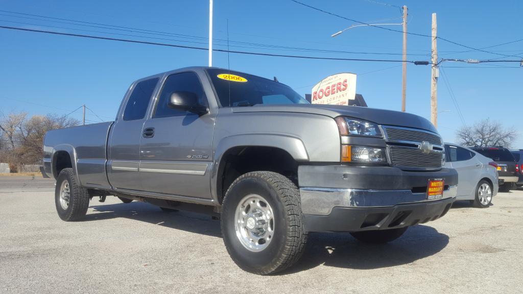 2006 CHEVROLET SILVERADO 2500  Rogers Motor Company Wichita Falls TX