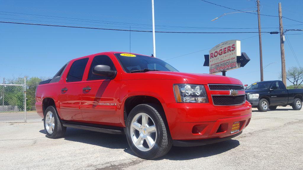2007 CHEVROLET AVALANCHE  Rogers Motor Company Wichita Falls TX