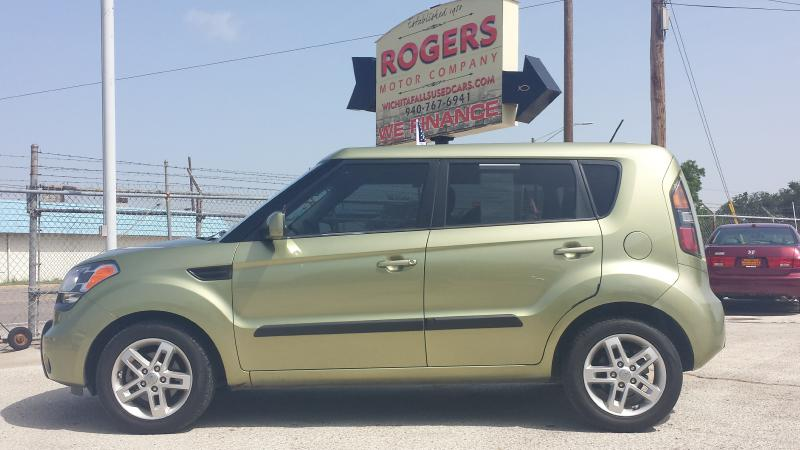 2011 KIA SOUL  Rogers Motor Company Wichita Falls TX