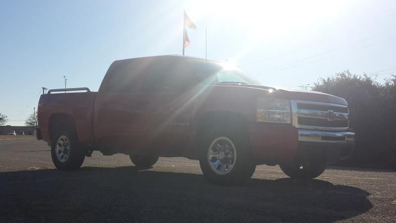 2008 CHEVROLET SILVERADO  Rogers Motor Company Wichita Falls TX