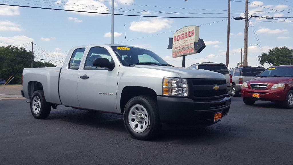 2011 CHEVROLET SILVERADO 1500  Rogers Motor Company Wichita Falls TX