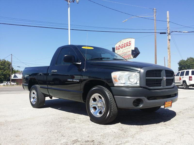 2007 DODGE RAM 1500  Rogers Motor Company Wichita Falls TX