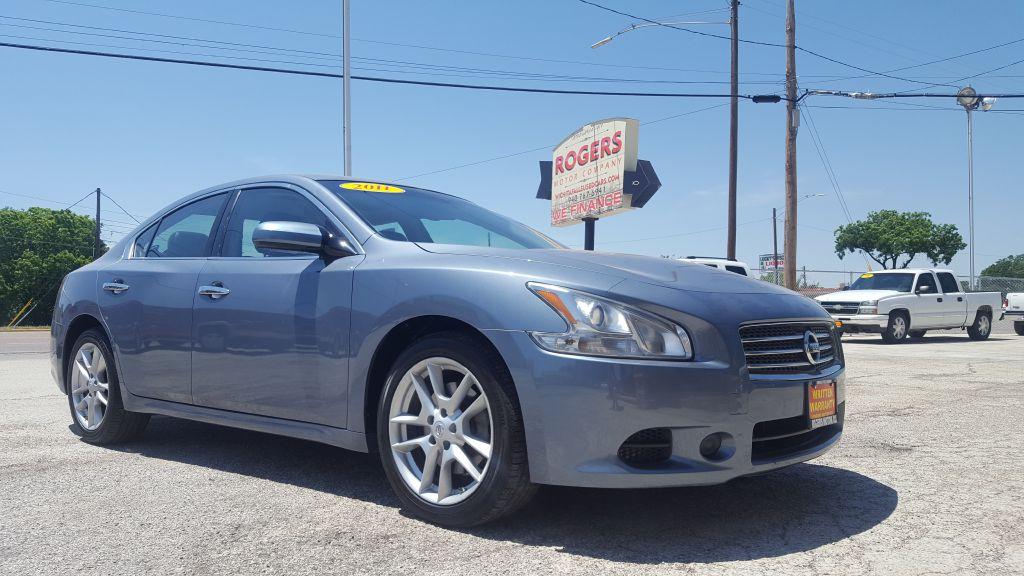 2011 NISSAN MAXIMA  Rogers Motor Company Wichita Falls TX