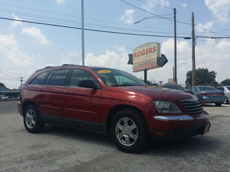 2006 CHRYSLER PACIFICA  Rogers Motor Company Wichita Falls TX