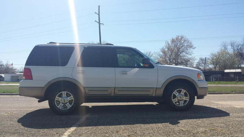 2003 FORD EXPEDITION  Rogers Motor Company Wichita Falls TX