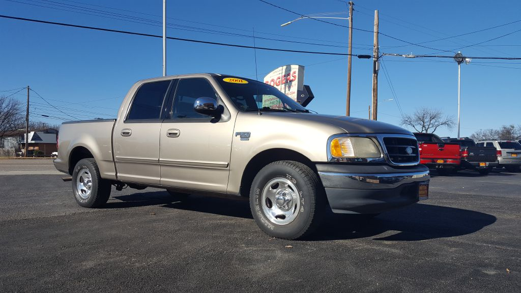 2001 FORD F150  Rogers Motor Company Wichita Falls TX