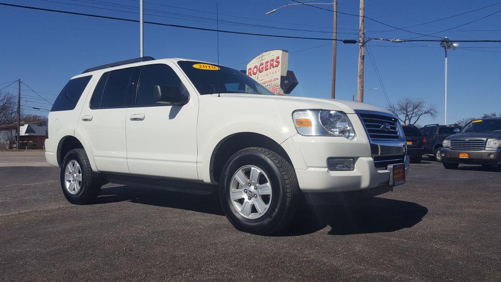 2010 FORD EXPLORER  Rogers Motor Company Wichita Falls TX
