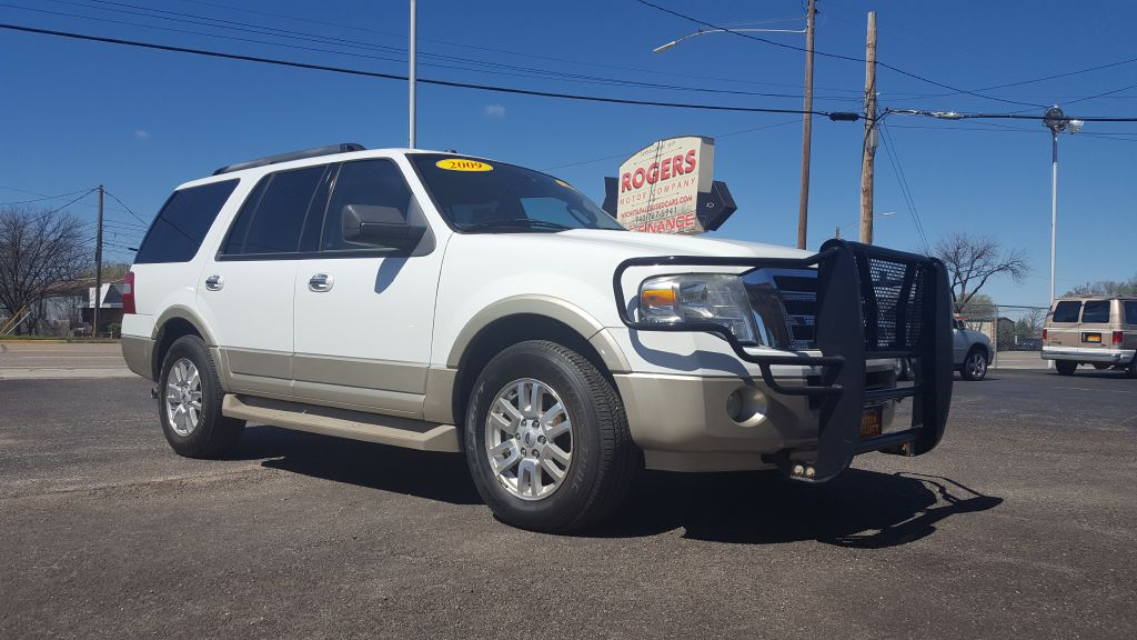 2009 FORD EXPEDITION  Rogers Motor Company Wichita Falls TX